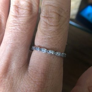 Pandora Sterling Silver Stackable Ring